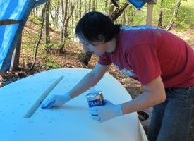 przygotowanie do malowania - po pierwsze porządnie umyć (5)