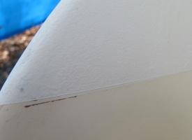 Podkład epoksydowy lightprimer Sea-Line - malujemy warstwę przekładkową (3)