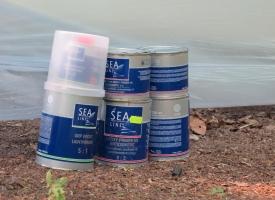 pakiet podkładów epoksydowych Sea-Line