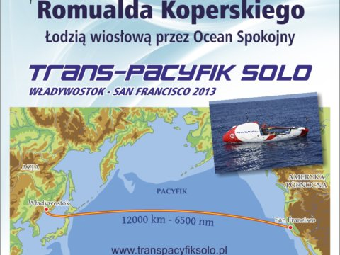 budowa łodzi Romualda Koperskiego