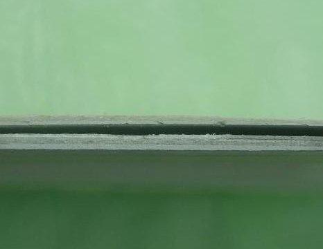 Naprawa rozwarstwienia łączenia laminatu