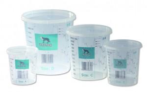 kubki plastkowe z podzialka