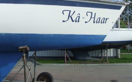 Antyfouling Sea-Line kontra zalew szczeciński