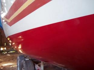 SOMBRA BLANCA rewitalizacja dna z Sea-Line