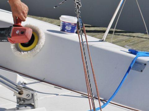 Instrukcja polerowania powierzchni bez szlifowania